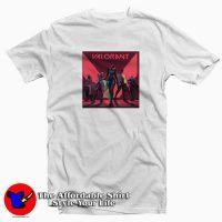 Valorant Character Graphic T-Shirt