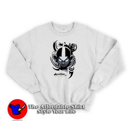 Avatar The Last Airbender Sweater 500x500 Tribal Avatar The Last Airbender Unisex Sweatshirt Cheap