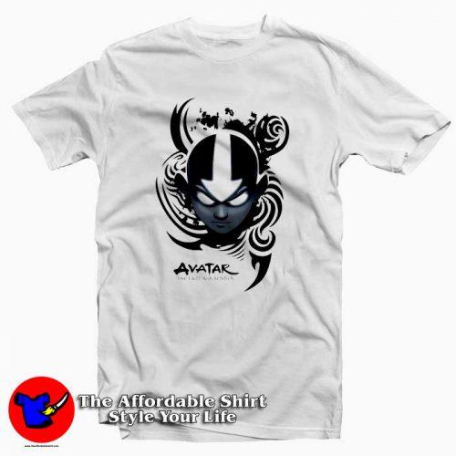 Avatar The Last Airbender Tshirt 500x500 Tribal Avatar The Last Airbender Unisex T Shirt Cheap