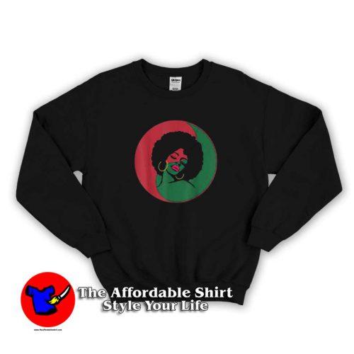 Black History Sweater 500x500 Black History Woman Unisex Sweatshirt Cheap
