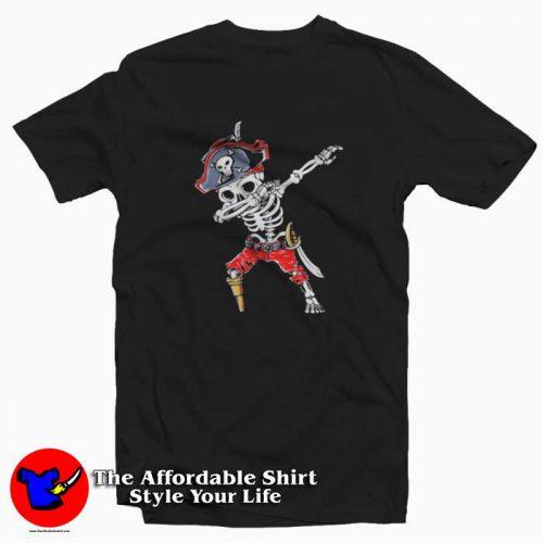Dabbing Jolly Roger Pirate Unisex Tshirt 500x500 Dabbing Jolly Roger Pirate Unisex T Shirt Cheap