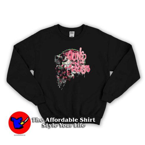 Guns N Roses Graffiti Unisex Sweater 500x500 Guns N' Roses Graffiti Unisex Sweatshirt Cheap