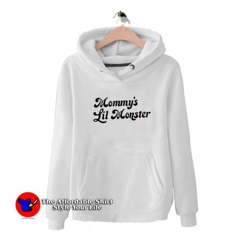 Mommy's Lil Monster Graphic Hoodie 500x500 Mommy's Lil Monster Graphic Hoodie Cheap