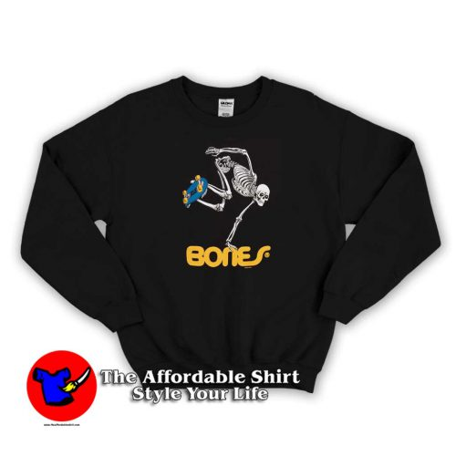 Powell Peralta Skateboard Skeleton Sweater 500x500 Powell Peralta Skateboard Skeleton Graphic Sweatshirt Cheap