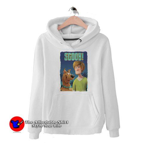 Scoob Movie Shaggy And Scooby HoodieTAS 500x500 Scoob! Movie Shaggy And Scooby Hoodie Cheap