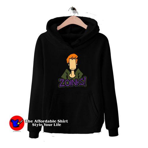 Scooby Doo SHAGGY Zoinks HoodieTAS 500x500 Scooby Doo SHAGGY Zoinks Unisex Hoodie Cheap