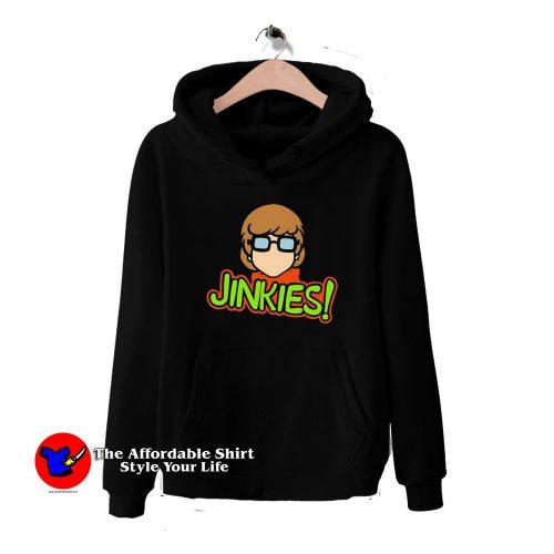 Scooby Doo VELMA Jinkies HoodieTAS 500x500 Scooby Doo VELMA Jinkies Unisex Hoodie Cheap