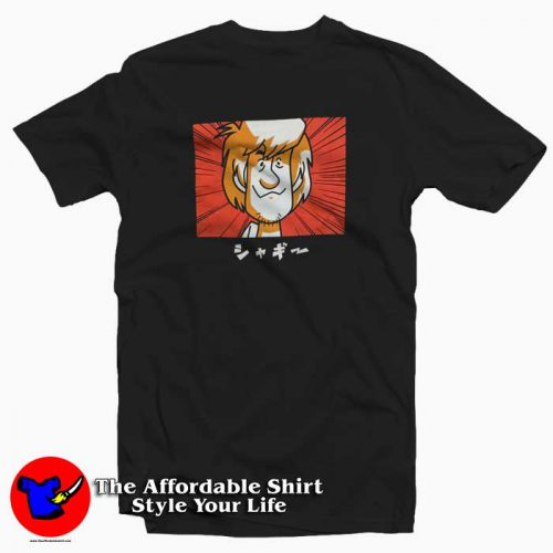 Shaggy Graphic Japanese Writing Licensed Tshirt 500x500 Shaggy Graphic Japanese Writing Licensed T Shirt Cheap
