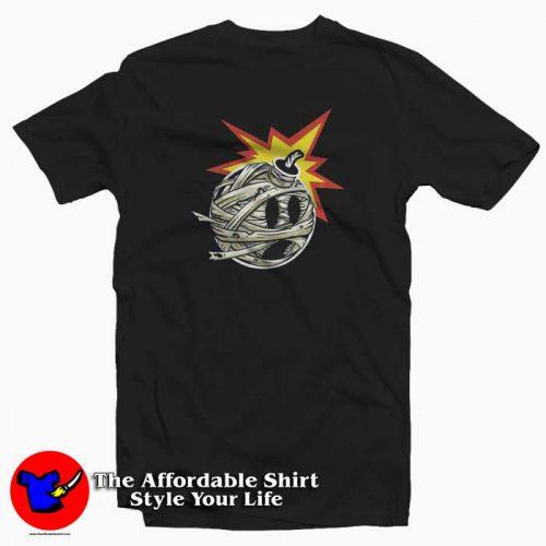 The Hundreds Mummified Adam Tshirt 500x500 The Hundreds Mummified Adam Graphic T Shirt Cheap