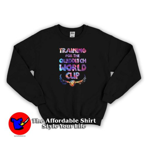 Training For The Quidditch World Cup Sweater 500x500 Training For The Quidditch World Cup Sweatshirt Cheap