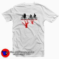 Upside Down World Stanger Things T-Shirt