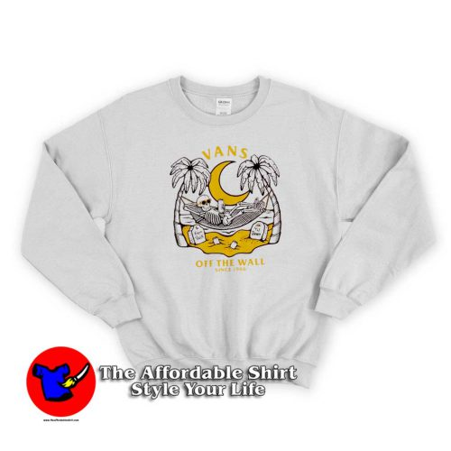 Vans Skeleton Cheers Off The Wall Graphic Sweater 500x500 Vans Skeleton Cheers Off The Wall Graphic Sweatshirt Cheap