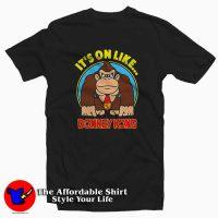 Vintage Donkey Kong Unisex T-Shirt