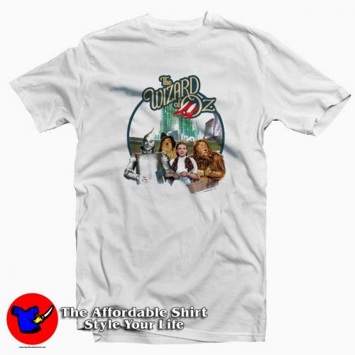 Wizard of Oz Were Off To See Wizard Graphic Tshirt 500x500 Wizard of Oz Were Off To See Wizard T Shirt Cheap