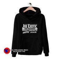 Joe Exotic For President Unisex Hoodie