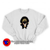 Captain Lou Albano Retro Wrestling Sweatshirt