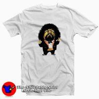 Captain Lou Albano Retro Wrestling T-shirt