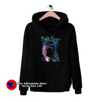 Vintage Pink Floyd The Wall Movie Poster Hoodie