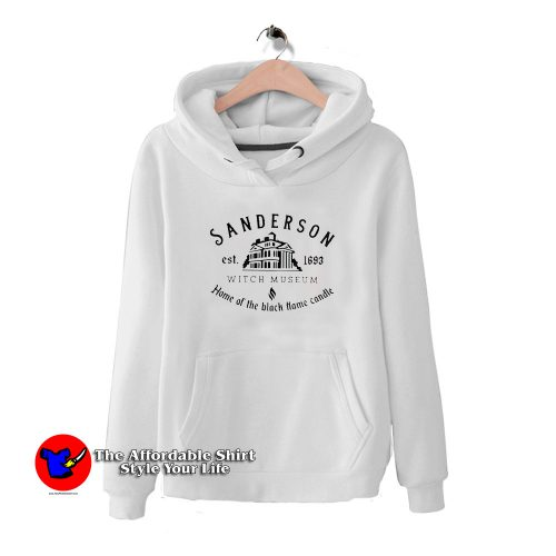 Sanderson Witch Museum home the black hame candle HoodieTAS 500x500 Sanderson \Home The Black Hame Candle Hoodie On Sale