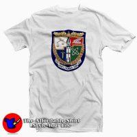 USS John C Calhoun Insignia Unisex T-shirt