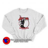 Venom Possessed Thrash Metal Hellhammer Sweatshirt