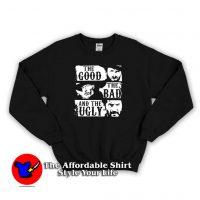 Vintage Eastwood Western Movie Sweatshirt
