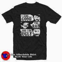 Vintage Eastwood Western Movie T-shirt