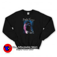 Vintage Pink Floyd The Wall Movie Poster Sweatshirt