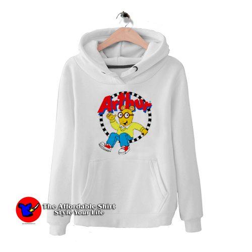 Funny Arthur Cartoon Character Unisex Hoodie 500x500 Funny Arthur Cartoon Character Unisex Hoodie On Sale