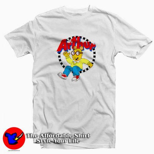 Funny Arthur Cartoon Character Unisex Tshirt 500x500 Funny Arthur Cartoon Character Unisex T shirt Cheap
