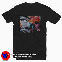 Pop smoke Women Graffiti Unisex T-shirt