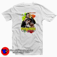 Rest in Peace Rapper Pop Smoke Unisex T-shirt