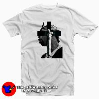 Rip Pop Smoke Always Together With Jesus T-shirt