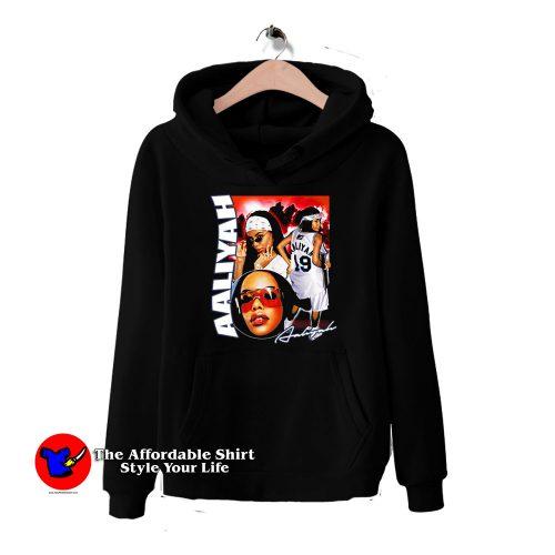 Vintage Aaliyah Rap Unisex Hoodie 500x500 Vintage Aaliyah Rap Unisex Hoodie On Sale