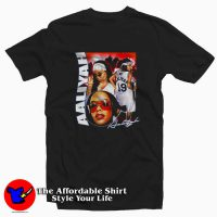 Vintage Aaliyah Rap Unisex T-shirt