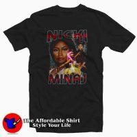Vintage Nicki Minaj Rap Unisex T-shirt On Sale