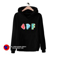 4PF Patch Colors Unisex Adult Hoodie