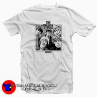 Vintage The Rolling Stones In Mono T-shirt