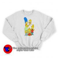 The Simpsons x Vans Family Unisex Sweatshirt