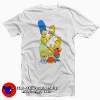 The Simpsons x Vans Family Unisex T-shirt