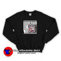 UK Beatbox TV British Union Jack Flag Sweatshirt