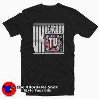 UK Beatbox TV British Union Jack Flag T-shirt