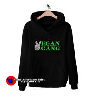 Vegan Life Official Vegan Gang Unisex Hoodie
