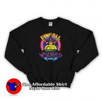 Vintage 70's Pinball Wizard Unisex Sweatshirt