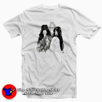 Vintage Aerosmith Draw The Line Album T-shirt