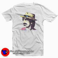 Vintage Frank Zappa With Hat Unisex T-shirt