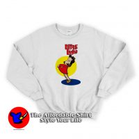 Vintage Funny Little Lulu Comic Strip Sweatshirt