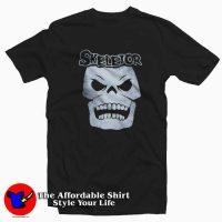 Vintage Mattel Cartoon TV Show Skeletor T-shirt