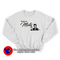 Vintage You're On Mute Unisex Sweatshirt