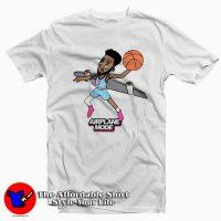Airplane Mode Derrick Jones Jr Funny T-shirt